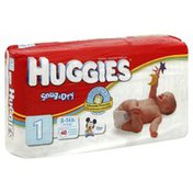Huggies Diapers, Size 1 (8-14 lb), Disney Baby