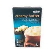 Meijer creamy butter mashed potatoes
