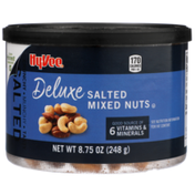 Hy-Vee Deluxe Salted Mixed Nuts
