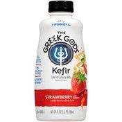 Greek Gods Strawberry with Honey Kefir