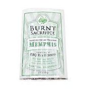 Burnt Sacrifice Memphis Bbq Rub & Spices