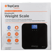 TopCare Plus Connect Wireless Bluetooth Weight Scale