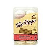 La Neige Strawberry & Vanilla Flavor Marshmallows