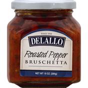 DeLallo Roasted Pepper Bruschetta