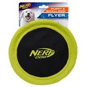 """NERF DOG 9"""" Ultra Plush Nylon Flyer Dog Toy"""