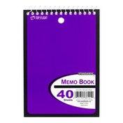 Top Flight Memo Book - 40 Sheets