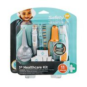 Safety 1st 1st Healthcare Kit - 11 Pieces