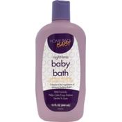 Home 360 Baby Nighttime Baby Bath