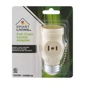 Smart Living Pull Chain Socket Adapter