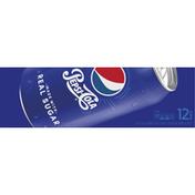 Pepsi Cola Real Sugar