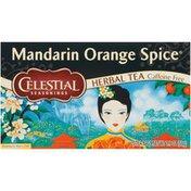 Celestial Seasonings Mandarin Orange Spice Herbal Tea, Caffeine Free