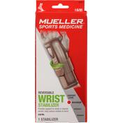 Mueller Wrist Stabilizer, Reversible, Maximum, Large/Extra Large