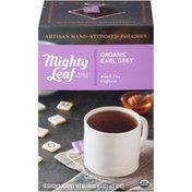 Mighty Leaf Organic Earl Grey Black Tea