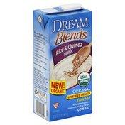 Dream Blends Rice & Quinoa Drink, Original, Unsweetened