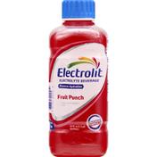 Electrolit Electrolyte Beverage, Fruit Punch, Premium Hydration