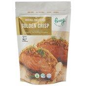 Pereg Natural Foods Golden Crispy Bread Crumbs, Non-GMO, Vegan, Kosher