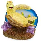 Penn-Plax Crush Backflip Aquarium Ornament