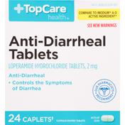 TopCare Anti-Diarrheal, 2 mg, Tablets