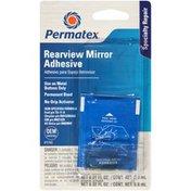 Permatex® Item # 75183 - Rearview Mirror Carded Permatex Rearview Mirror Adhesive