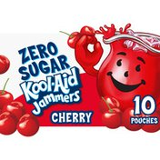 Kool-Aid Jammers Cherry Zero Sugar Artificially Flavored Soft Drink
