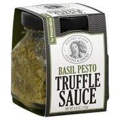 Cucina & Amore Truffle Sauce, Basil Pesto