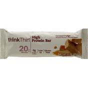 Balance Bar High Protein Bar, Caramel Fudge
