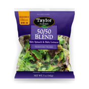Taylor Farms 50/50 Blend Baby Spinach & Baby Lettuces