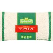 Springfield White Rice, Long Grain
