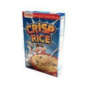 Meijer CRISP RICE Oven Toasted Rice Cereal