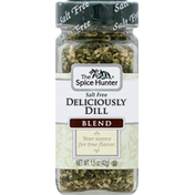 The Spice Hunter Deliciously Dill Blend, Salt Free