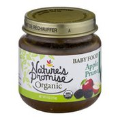 Nature's Promise Organic Baby Food Apple Prune 6m+