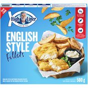 High Liner English Style Fillets