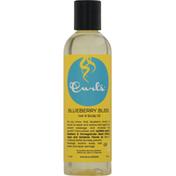 CURLS Hair & Spa Oil, Blueberry Bliss