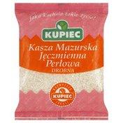 Kupiec Pearl Barley Groats, Thin