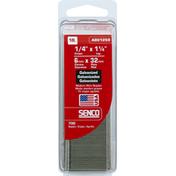 Senco Wire Staples, Medium, Galvanized