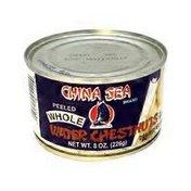 China Sea Peeled Whole Water Chestnuts
