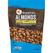 SB Almonds, Roasted, Lightly Salted