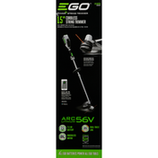 Ego String Trimmer, Cordless, 15 Inch