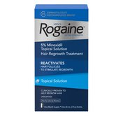ROGAINE Men's Extra Strength 5% Minoxidil Topical Solution One Month Supply