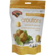 Hannaford Croutons Garlic Butter
