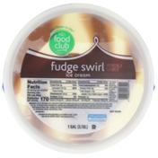 Food Club Fudge Swirl Ice Cream