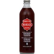 Wonder Kombucha Cherry Black Currant Kombucha