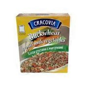 Cracovia Buckwheat Groats With Vegetables
