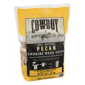 Cowboy Pecan Wood Chips, 180 cu in