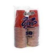 Centrella Red Plastic Cups 18 Oz