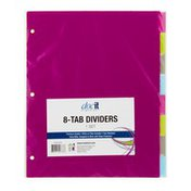 Docit Organizer 8-Tab Dividers - 8 CT