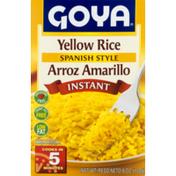 Goya Instant Spanish Style Yellow Rice