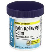 TopCare Extra Strength Pain Relieving Therapy Relief Balm