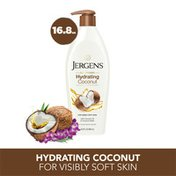 JERGENS Oil Infused Hydrating Coconut Moisturizer