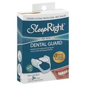Sleepright Dental Guard, Natural Mint Flavor